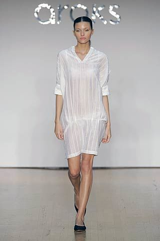 Araks Spring 2007 Ready-to-wear Collections 0002