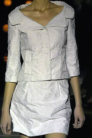 Douglas Hannant Spring 2007 Ready-to-wear Detail 0003