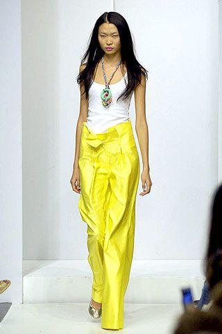 Gharani Strok Spring 2007 Ready-to-wear Collections 0003