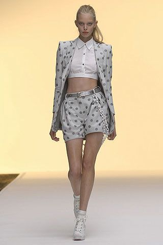 Richard Nicoll Spring 2007 Ready-to-wear Collections 0002