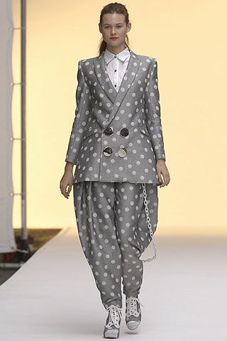 Richard Nicoll Spring 2007 Ready-to-wear Collections 0003