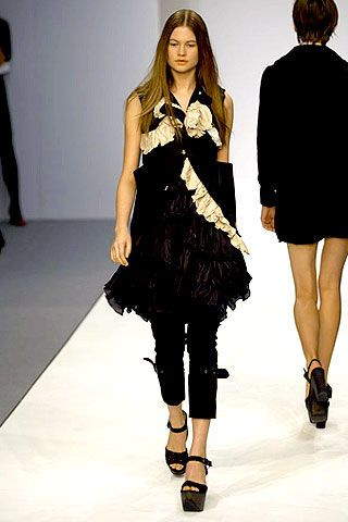 John Rocha Spring 2007 Ready-to-wear Collections 0002
