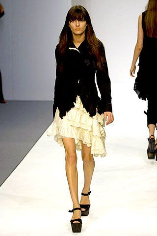 John Rocha Spring 2007 Ready-to-wear Collections 0003