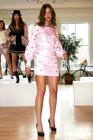 Beckerman Spring 2007 Ready-to-wear Collections 0003