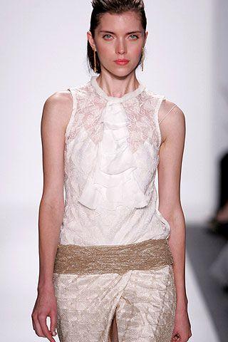 Gustavo Arango Spring 2007 Ready-to-wear Detail 0003