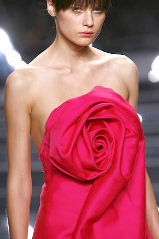 Marchesa Spring 2007 Ready-to-wear Detail 0002