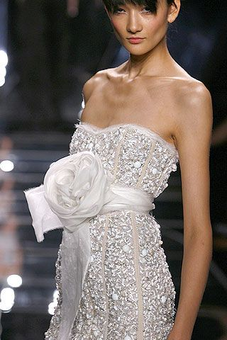 Marchesa Spring 2007 Ready-to-wear Detail 0003
