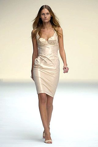 Marios Schwab Spring 2007 Ready-to-wear Collections 0002