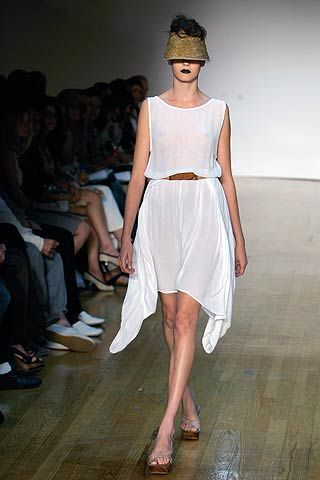 Rachel Comey Spring 2007 Ready-to-wear Collections 0002