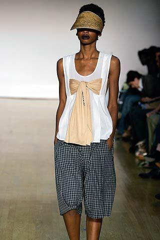 Rachel Comey Spring 2007 Ready-to-wear Collections 0003
