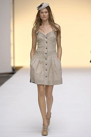 Emma Cook Spring 2007 Ready-to-wear Collections 0003