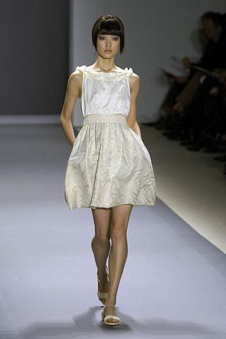 Vivienne Tam Spring 2007 Ready-to-wear Collections 0002