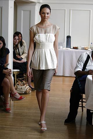 Rachel Roy Spring 2007 Ready-to-wear Collections 0002