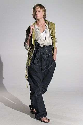 Harmon Spring 2007 Ready-to-wear Collections 0002