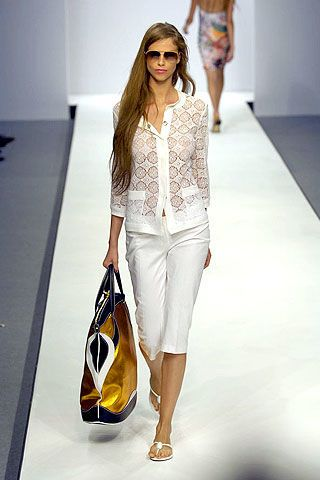 Ben de Lisi Spring 2007 Ready-to-wear Collections 0002