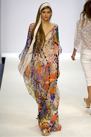 Ben de Lisi Spring 2007 Ready-to-wear Collections 0003