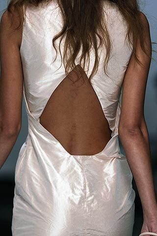 Marios Schwab Spring 2007 Ready-to-wear Detail 0003