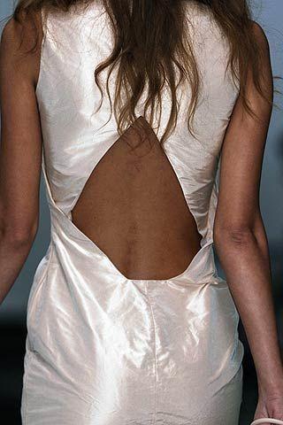 Marios Schwab Spring 2007 Ready-to-wear Detail 0003