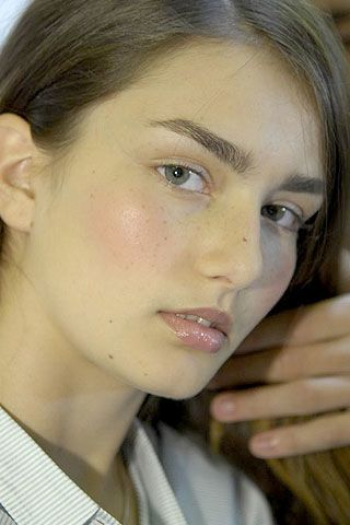 Peter Jensen Spring 2007 Ready-to-wear Backstage 0002