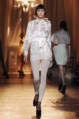 Francesco Scognamiglio Spring 2007 Ready-to-wear Collections 0002