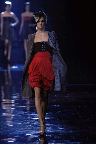 Emporio Armani Spring 2007 Ready-to-wear Collections 0002