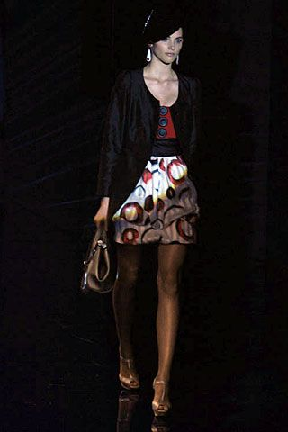 Emporio Armani Spring 2007 Ready-to-wear Collections 0003