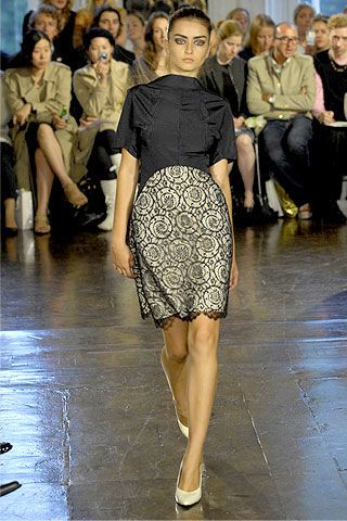 Erdem Spring 2007 Ready-to-wear Collections 0002