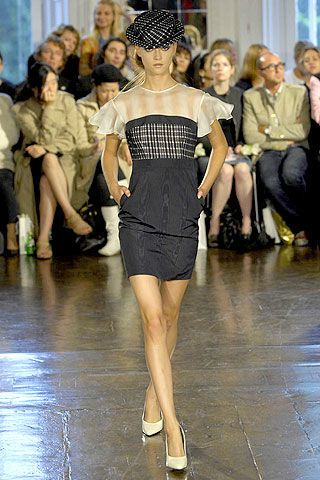Erdem Spring 2007 Ready-to-wear Collections 0003