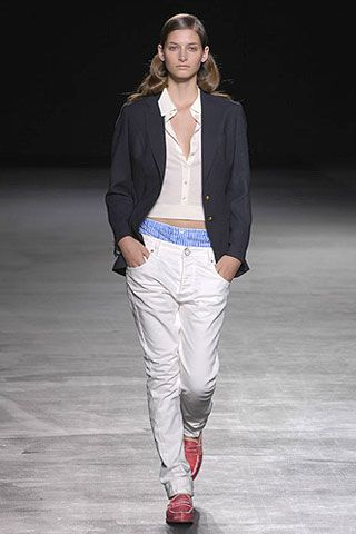 Paul Smith Women Spring 2007 Ready-to-wear Collections 0002