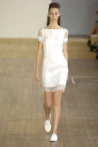 Jonathan Saunders Spring 2007 Ready-to-wear Collections 0002