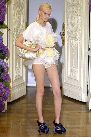 Roksanda Lincic Spring 2007 Ready-to-wear Collections 0002