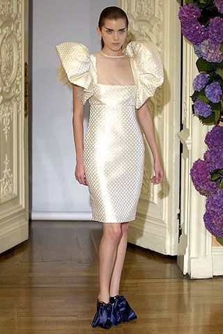 Roksanda Lincic Spring 2007 Ready-to-wear Collections 0003