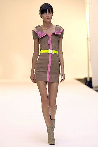 Cristopher Kane Spring 2007 Ready-to-wear Collections 0003