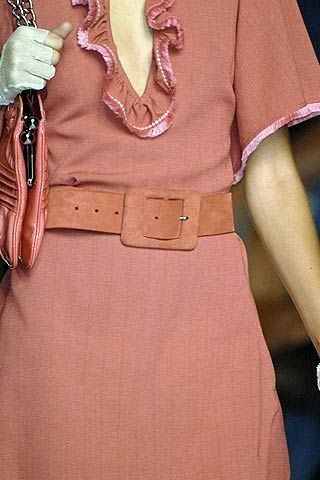 Kristina Ti Spring 2007 Ready-to-wear Detail 0002