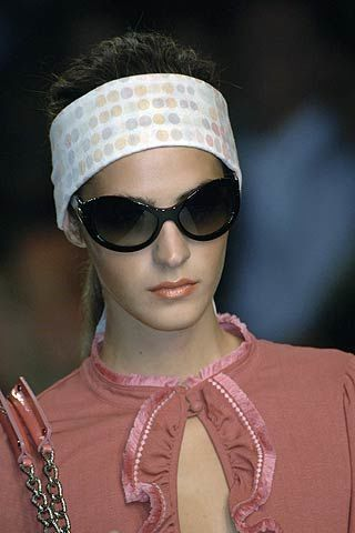 Kristina Ti Spring 2007 Ready-to-wear Detail 0003