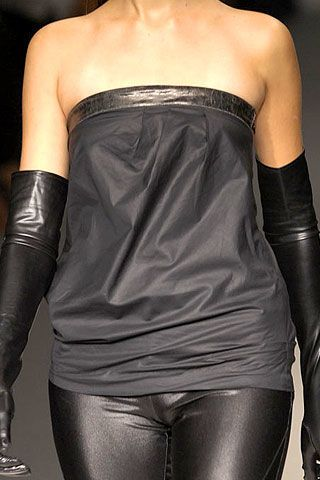 Noir Spring 2007 Ready-to-wear Detail 0003