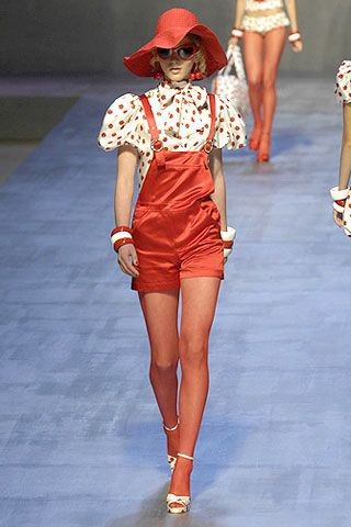 Blugirl Spring 2007 Ready-to-wear Collections 0003