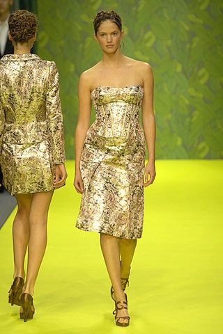 Ashley Isham Spring 2007 Ready-to-wear Collections 0002
