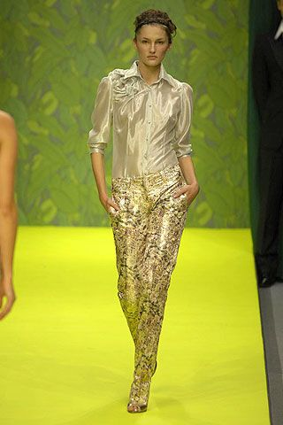 Ashley Isham Spring 2007 Ready-to-wear Collections 0003