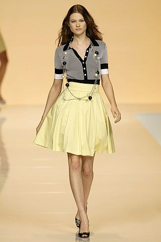 Salvatore Ferragamo Spring 2007 Ready-to-wear Collections 0003