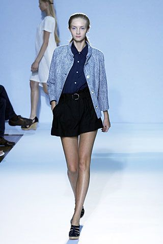 Nicole Farhi Spring 2007 Ready-to-wear Collections 0003