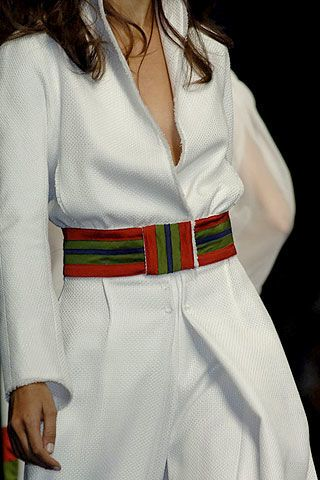 Roberta Di Camerino Spring 2007 Ready-to-wear Detail 0003