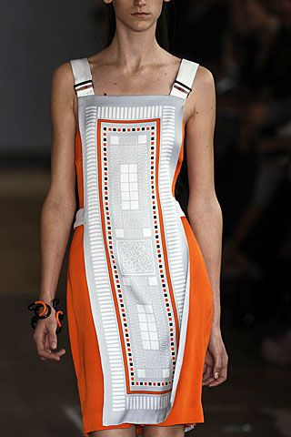 Jonathan Saunders Spring 2007 Ready-to-wear Detail 0003