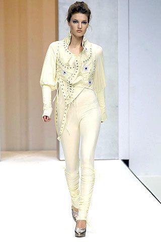 Bora Aksu Spring 2007 Ready-to-wear Collections 0002