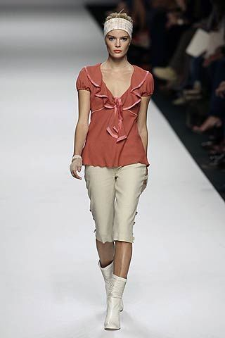 Kristina Ti Spring 2007 Ready-to-wear Collections 0002