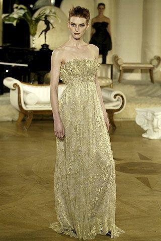 Marchesa Fall 2006 Ready-to-Wear Collections 0002
