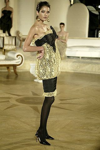 Marchesa Fall 2006 Ready-to-Wear Collections 0003