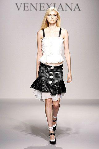 Venexiana Spring 2007 Ready-to-wear Collections 0002