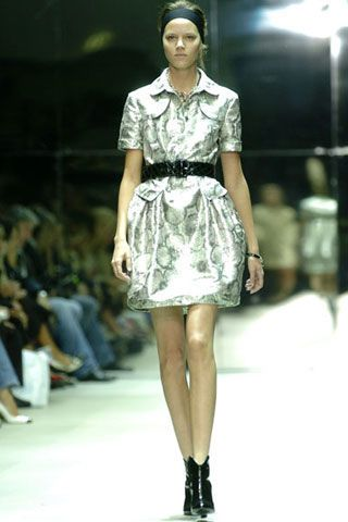 Burberry Prorsum Spring 2007 Ready-to-wear Collections 0002