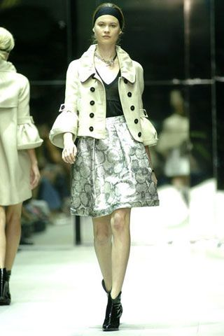 Burberry Prorsum Spring 2007 Ready-to-wear Collections 0003